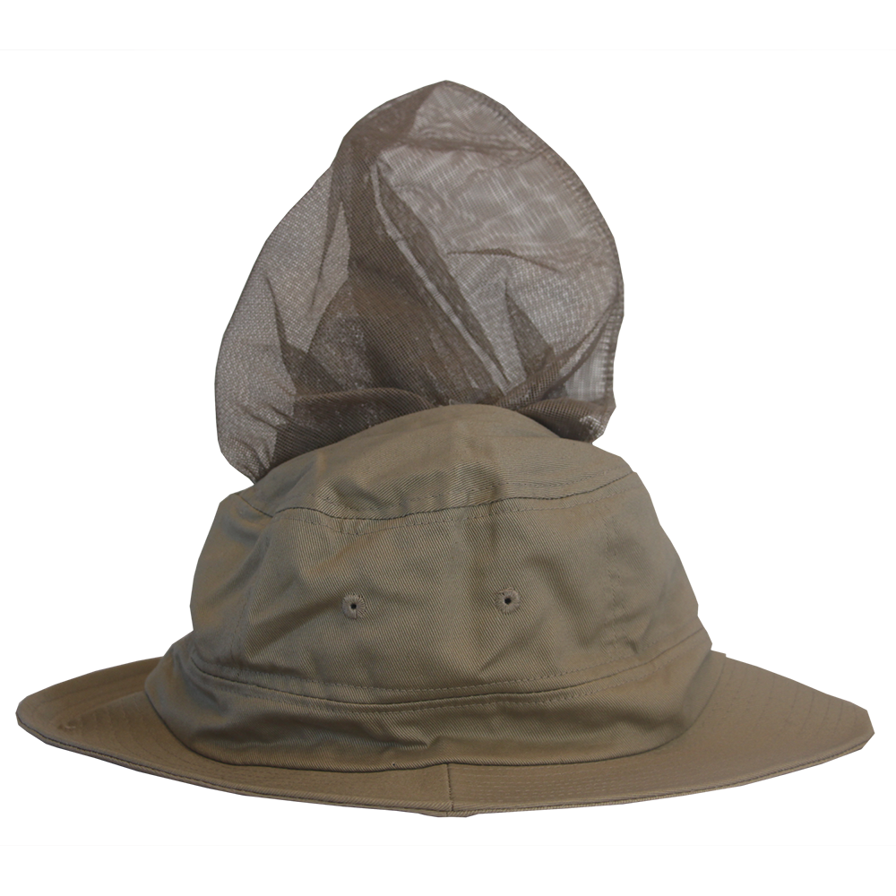 Bughat Boonie Fishing Hat Mosquito Net Hat Bug Hat